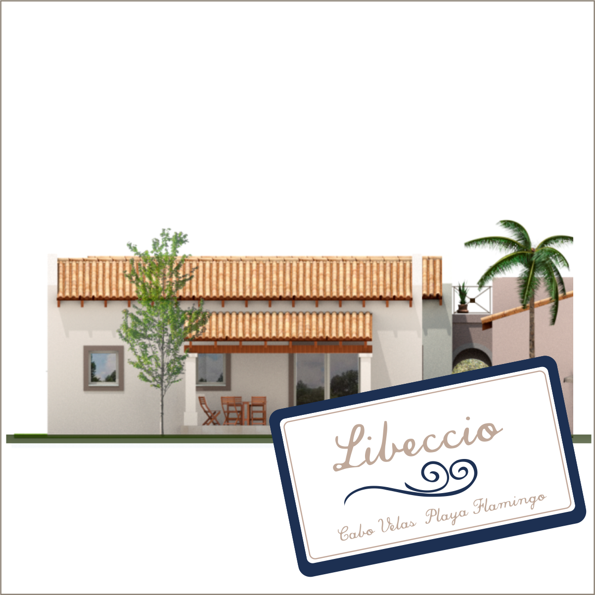 Cabo Velas Boutique Residences Playa Flamingo Casa Libeccio