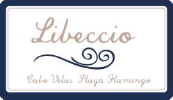 Libeccio Cabo Velas Playa Flamingo Logo
